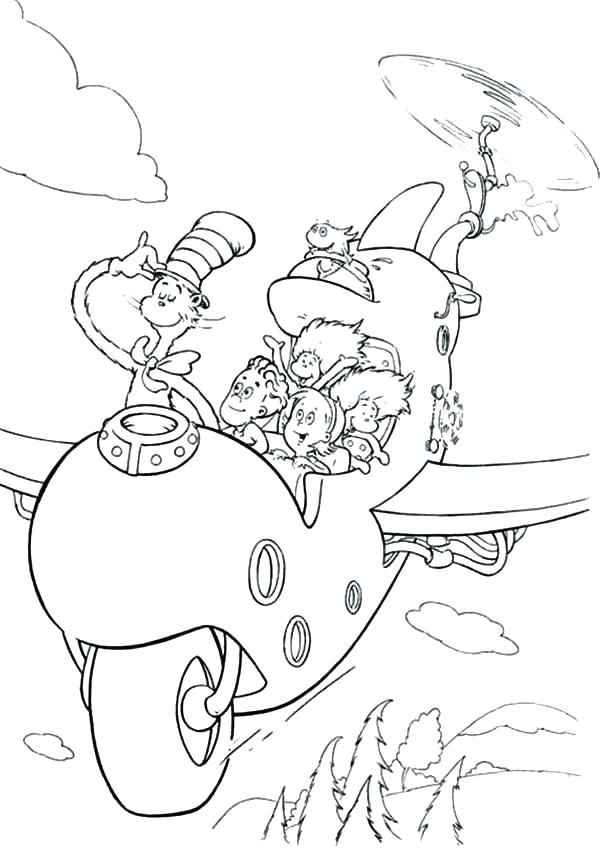 600x850 Cat In The Hat Hat Coloring Page The Cat In The Hat Coloring Pages