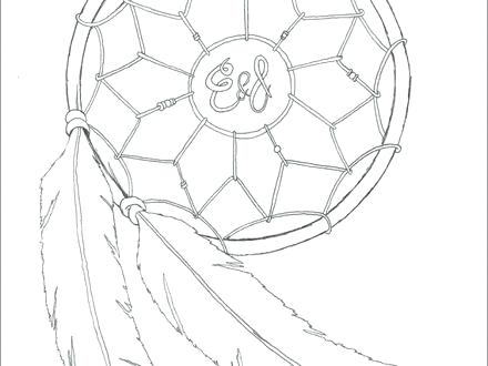 440x330 Dreamcatcher Coloring Pages Coloring Pages Coloring Home Dream
