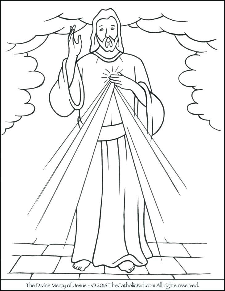 730x945 Saint Coloring Pages Catholic Coloring Pages For Preschool Saint