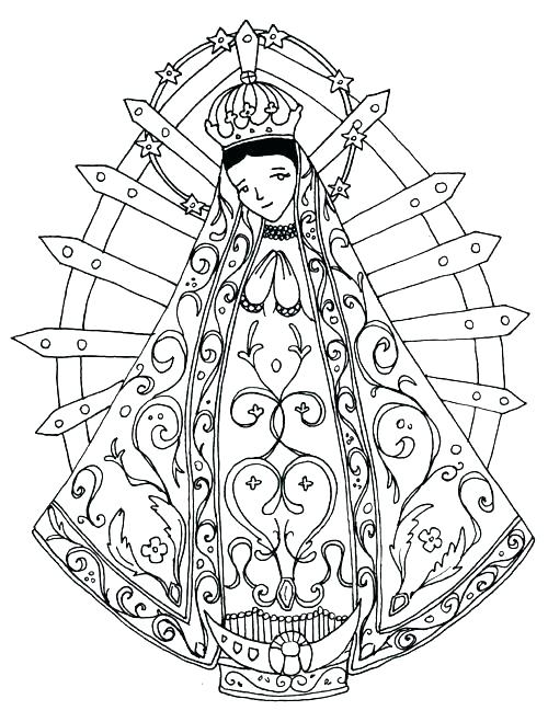 500x659 Catholic Coloring Pages Holy Trinity Coloring Page Catholic