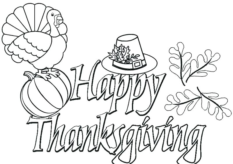 800x564 Thanksgiving Coloring Pages Free Happy Catholic To Color Best Book