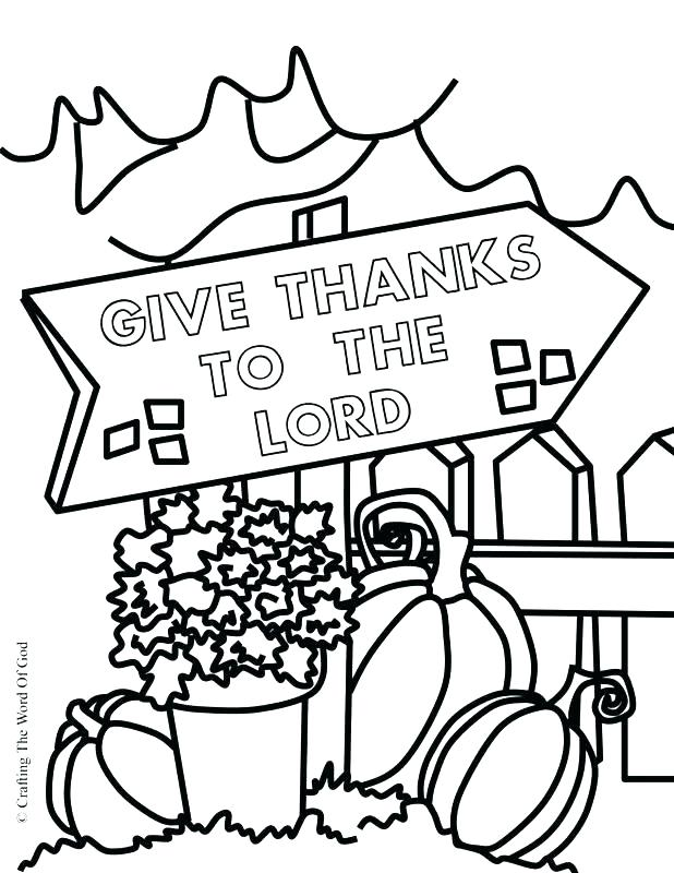 618x800 Bible School Coloring Pages Christian Thanksgiving Coloring Pages