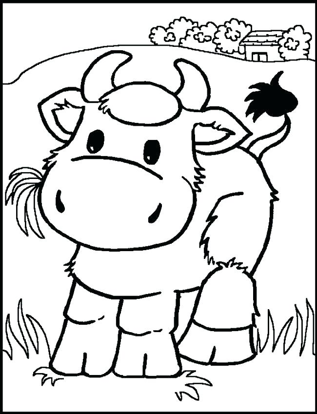 650x849 Cow Coloring Pages Cow Coloring Sheets Coloring Pages Online
