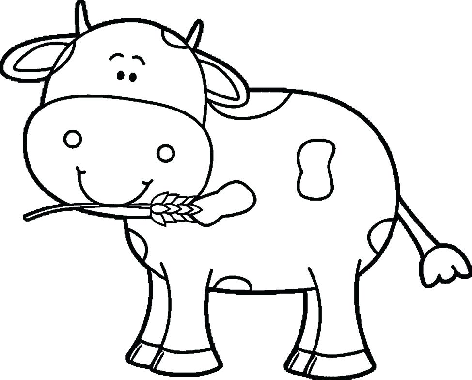 974x784 Cows Coloring Pages Coloring Pages Cow Coloring Pages Of Cows