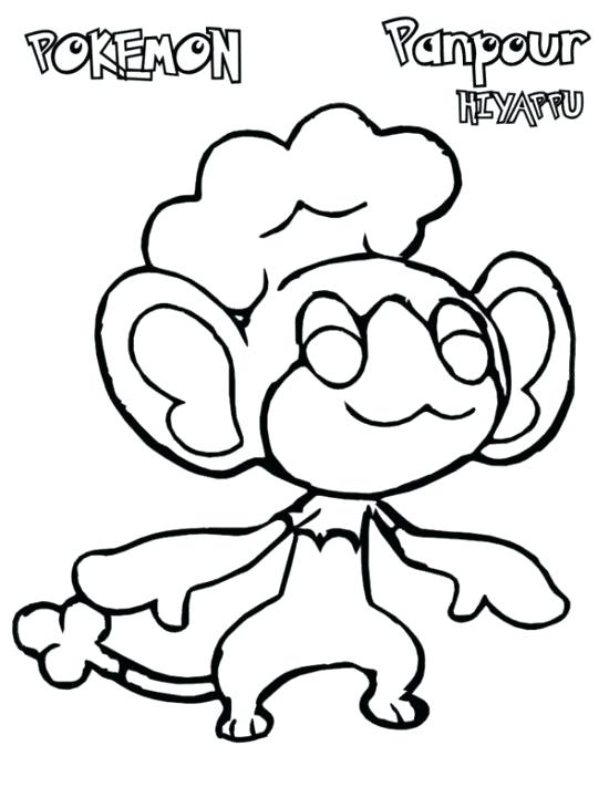 550x711 Pokemon Coloring Pages Celebi Printable Coloring Pages Your