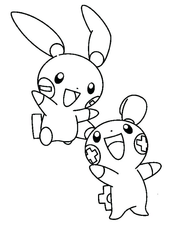 600x783 Rare Pokemon Coloring Pages Shared