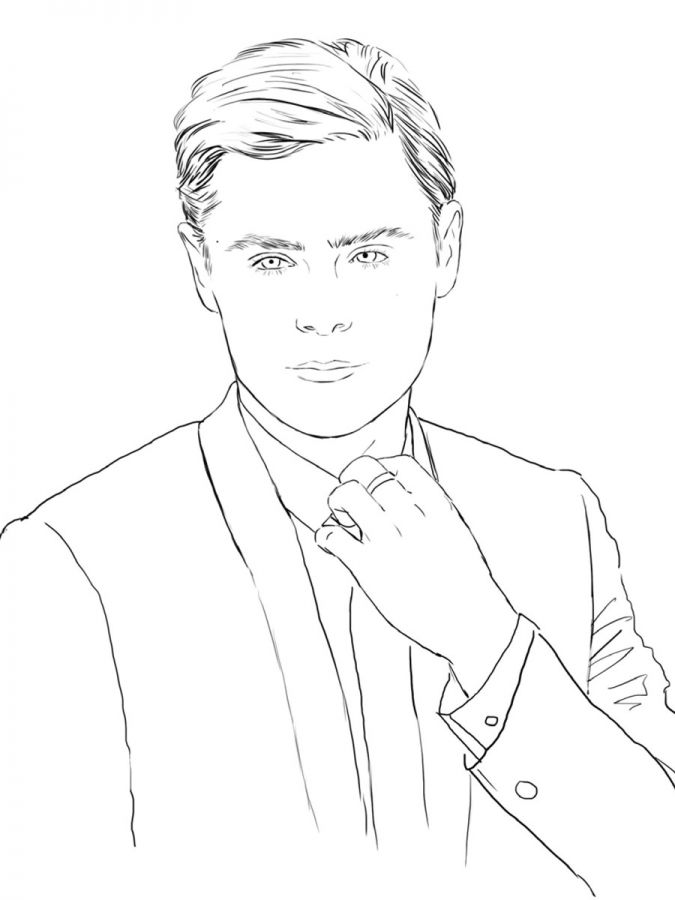 Celebrity Coloring Pages at GetDrawings.com | Free for personal use ...