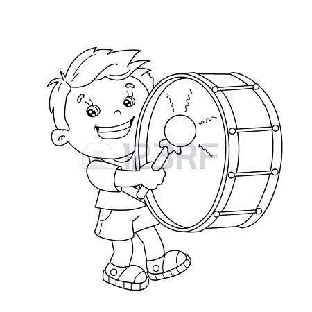 450x450 Cello Coloring Page Coloring Page Outline Of Cartoon Boy Playing