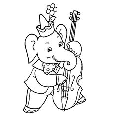 230x230 Top Free Printable Music Coloring Pages Online Cello Music