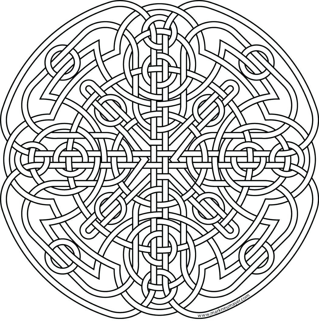 1050x1080 Printable Celtic Knot Printable Letters Coloring Pages Celtic