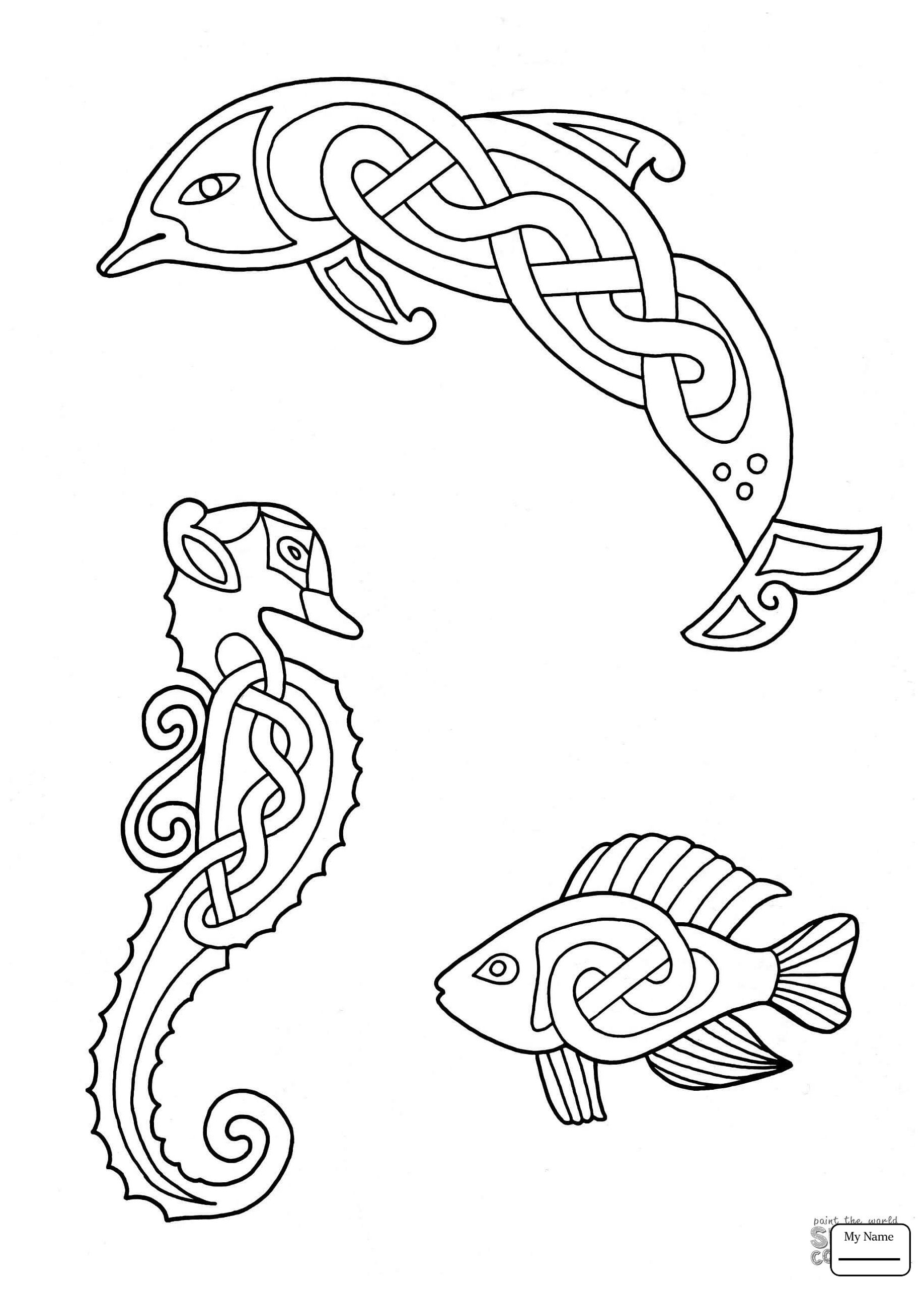 1836x2570 Marvelous Clever Design Celtic Cross Coloring Page Artsybarksy Pic