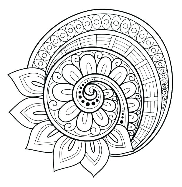 618x632 Celtic Coloring Pages Coloring Page Knot Coloring Pages Mandalas
