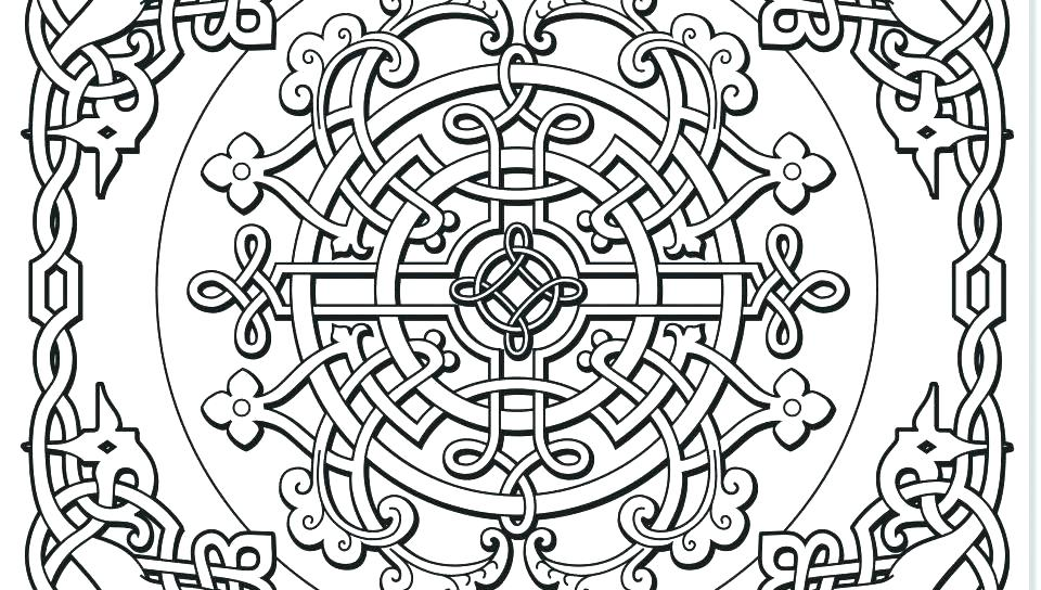 960x544 Coloring Pages Knot Image