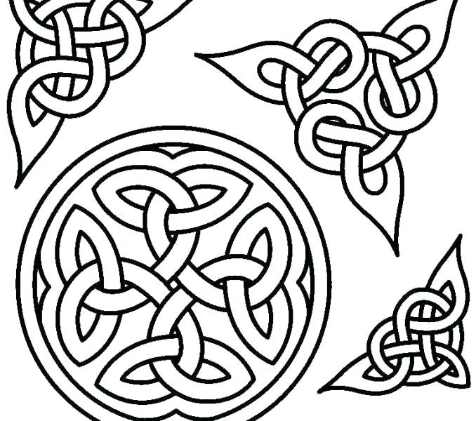 678x600 Celtic Designs Coloring Pages Printable Designs Free Printable