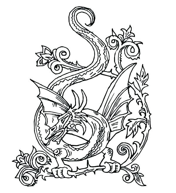 600x658 Coloring Pages Adult Knot Coloring Pages Cross Coloring Pages