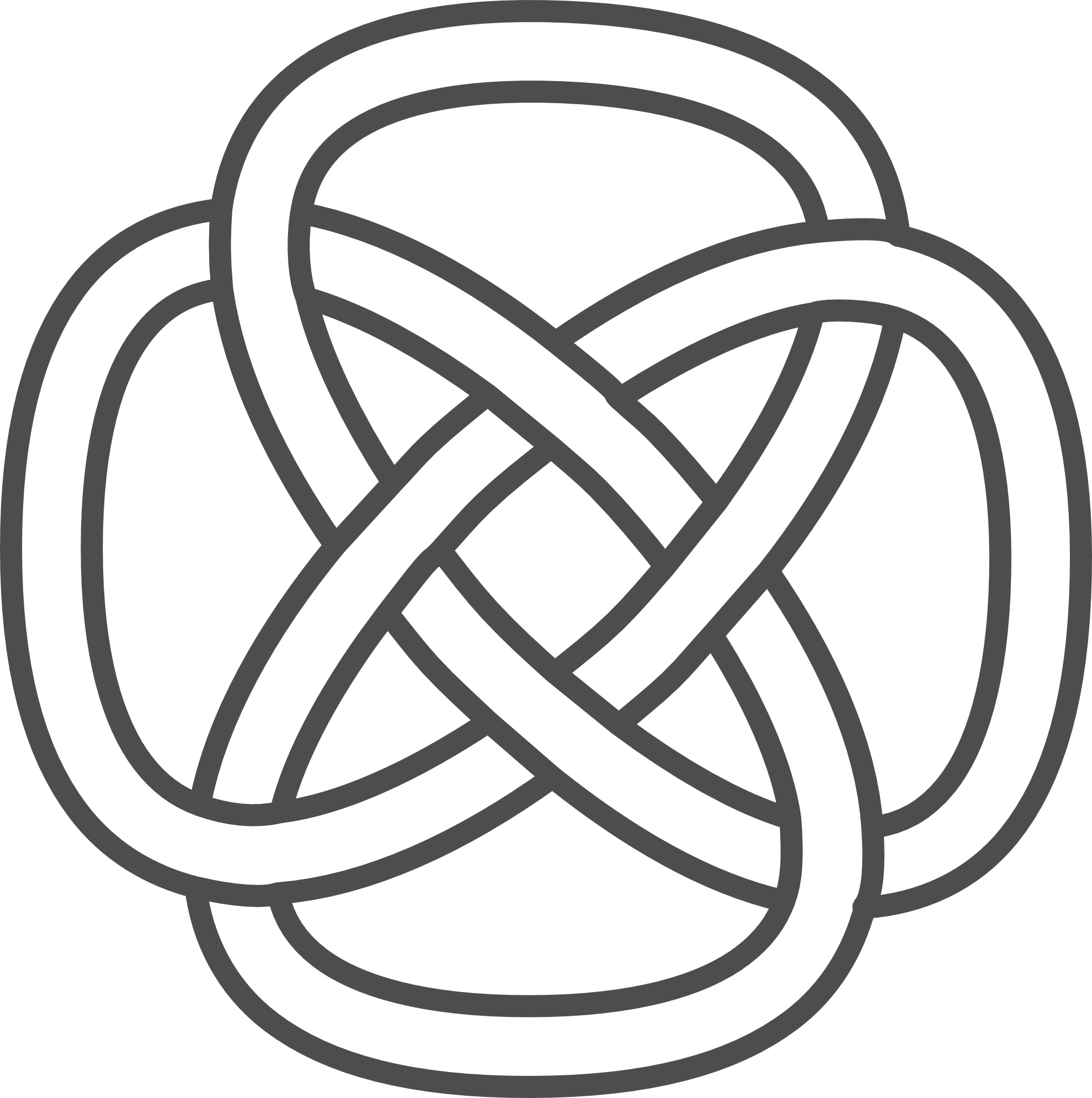 1979x1990 Celtic Knot Coloring Pages