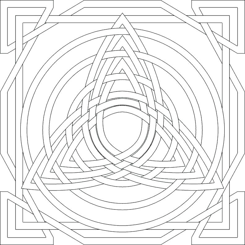 792x792 Celtic Coloring Pages Coloring Designs Coloring Pages Mandala