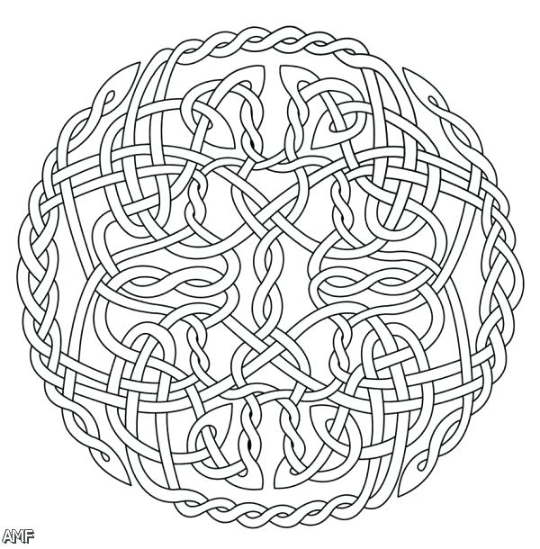 600x610 Celtic Knot Coloring Book Knot Coloring Pages Fashion Trends