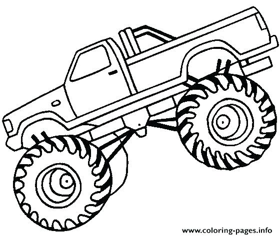 560x475 Charming Big Rig Coloring Pages Big Truck Coloring Pages Car