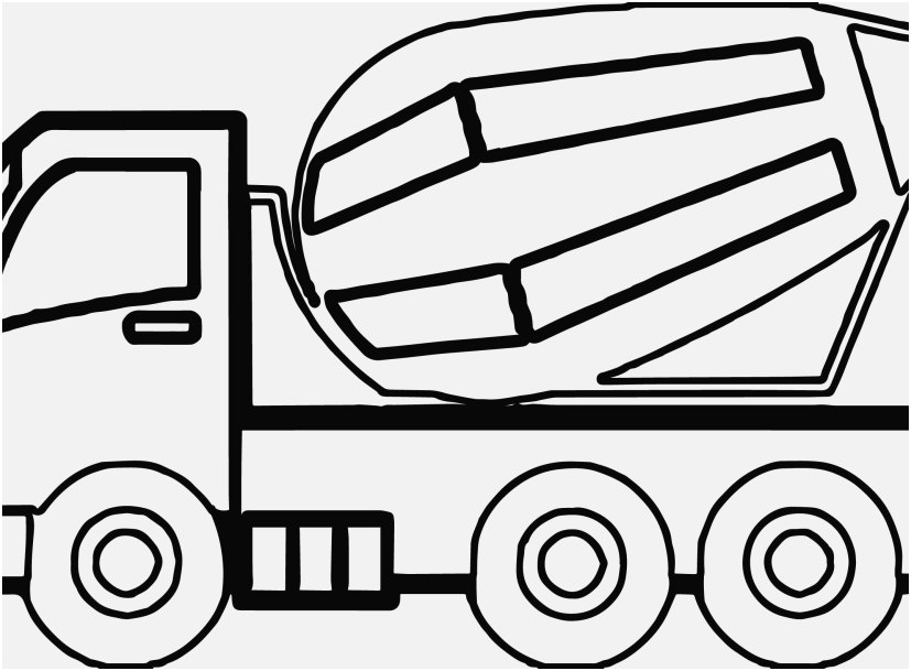 827x609 The Best Concept Coloring Pages Trucks The Latest