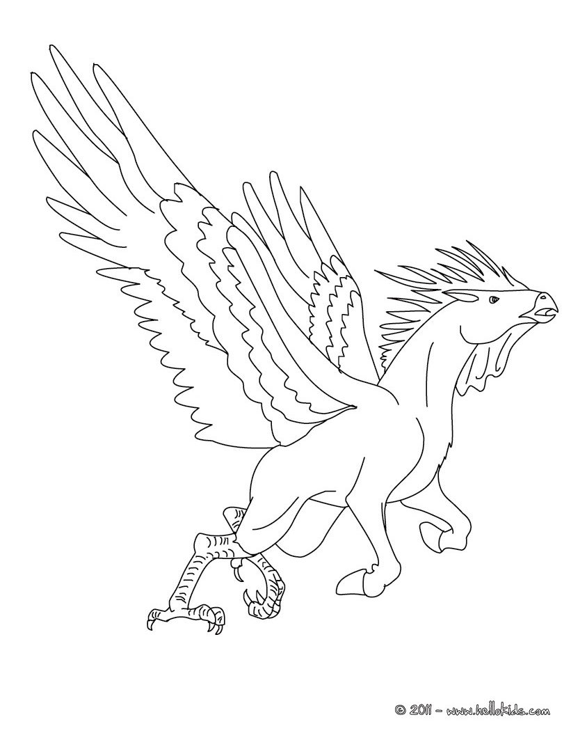 821x1050 Harry Potter With Centaur Coloring Page Source Zjg For Kids
