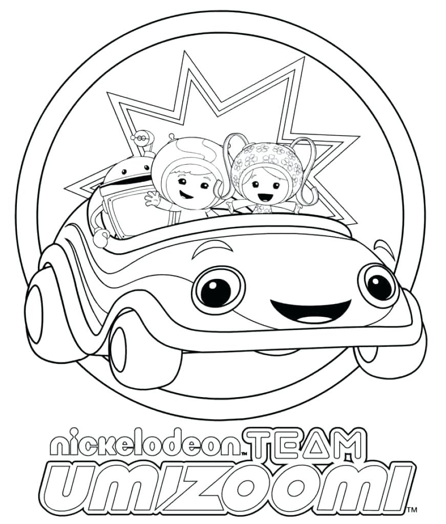 871x1024 Coloring Pages Umizoomi Coloring Pages Incredible Cartoon