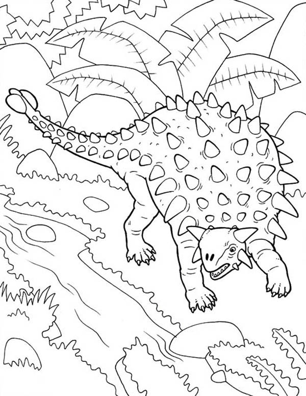 Ceratosaurus Coloring Pages at GetDrawings Free for