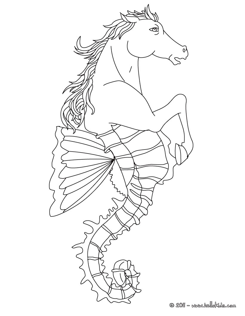 Cerberus Coloring Pages