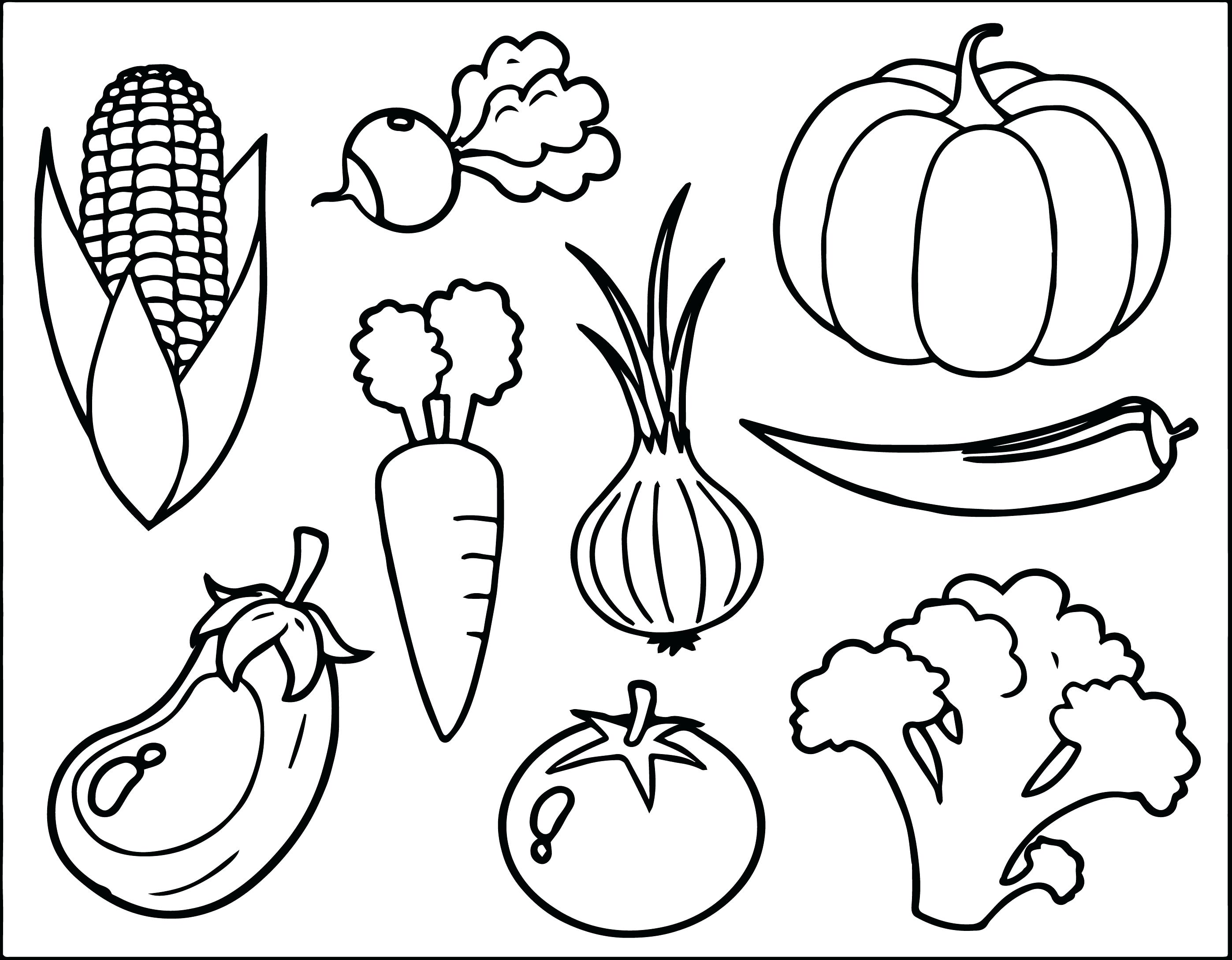 2795x2177 Coloring Pages Flowers Free Printable Fun Fruit Activities