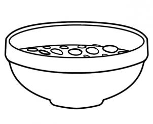 302x244 How To Draw How To Draw Cereal, Cereal