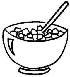 239x261 Cereals Colouring Pages, Cereal Coloring Pages