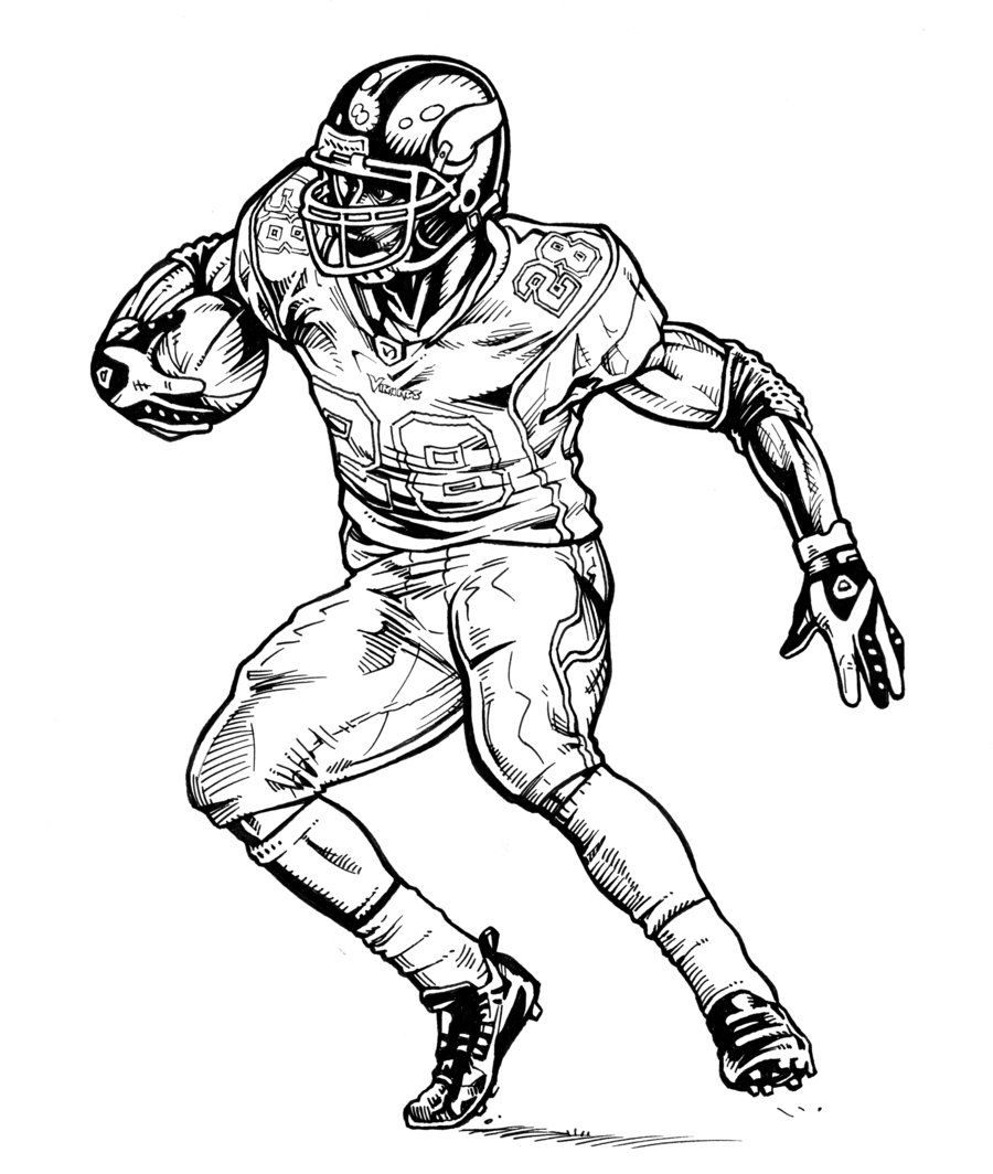 900x1064 Pics Of Minnesota Vikings Coloring Pages To Print
