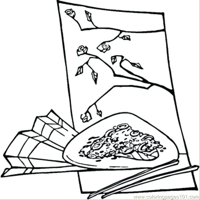 650x651 Food Chain Coloring Pictures Food Coloring Page Free China