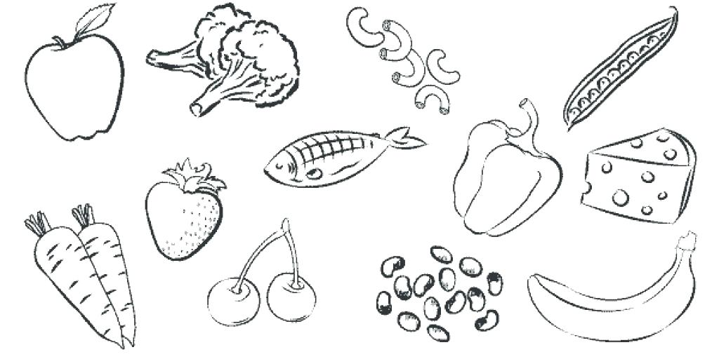 1024x512 Food Colouring Pages Printables Food Chain Coloring Pages Book