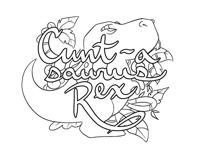 Chainsaw Coloring Page