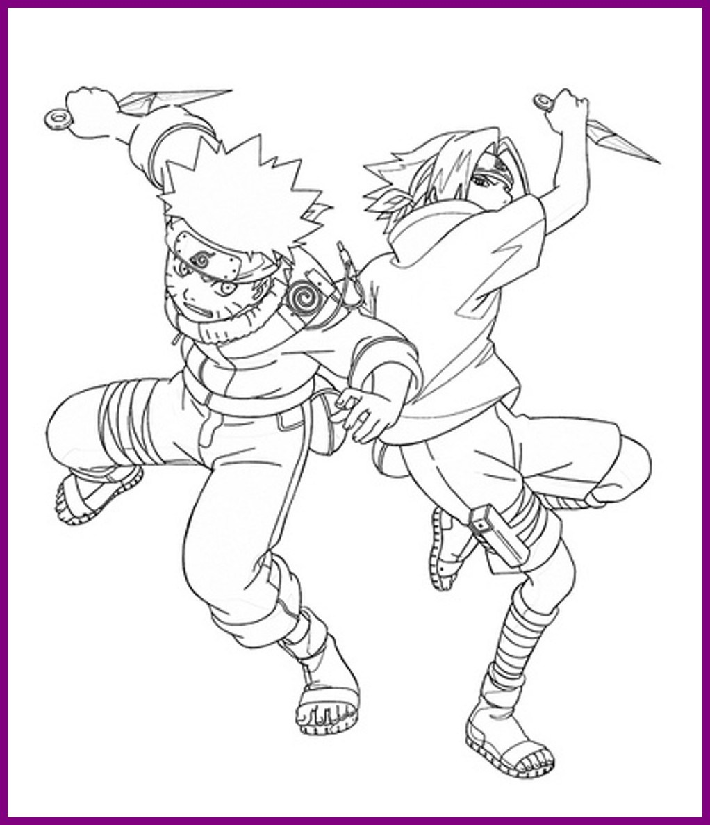 1022x1187 The Best Naruto Shippuden Coloring Pages To Print Pics Of Big Nate