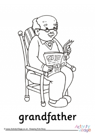 320x453 A Chair For My Mother Coloring Pages Color Bros