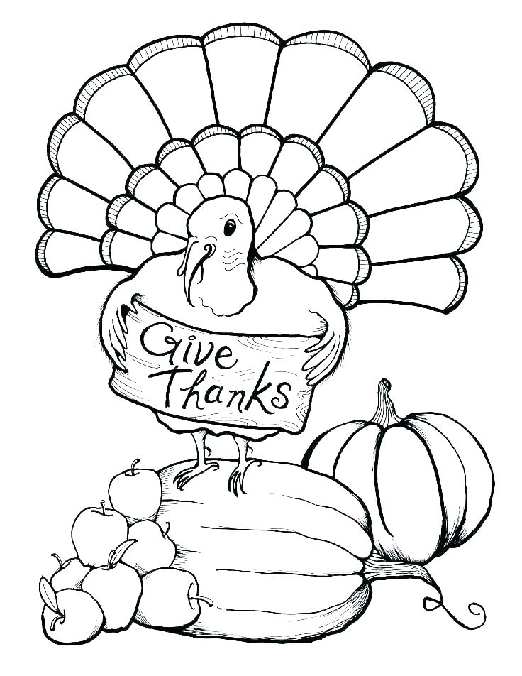 736x952 Turkey Chalk Coloring Book Stock Vector Free Coloring Coloring