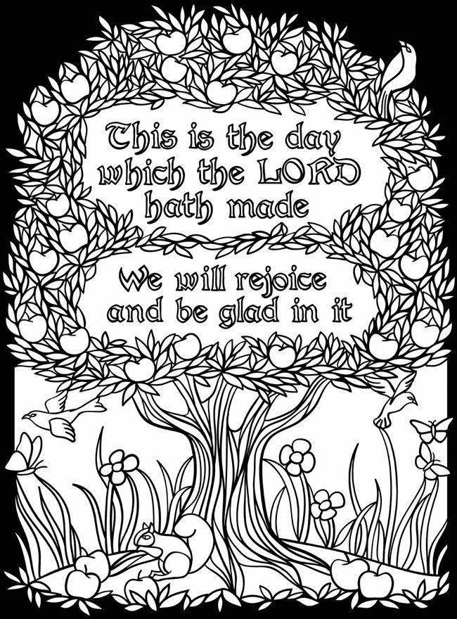 650x880 Bible Verse Adult Colouring Sheets