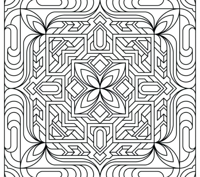 678x600 Best Challenging Coloring Pages Free Coloring Challenging Coloring