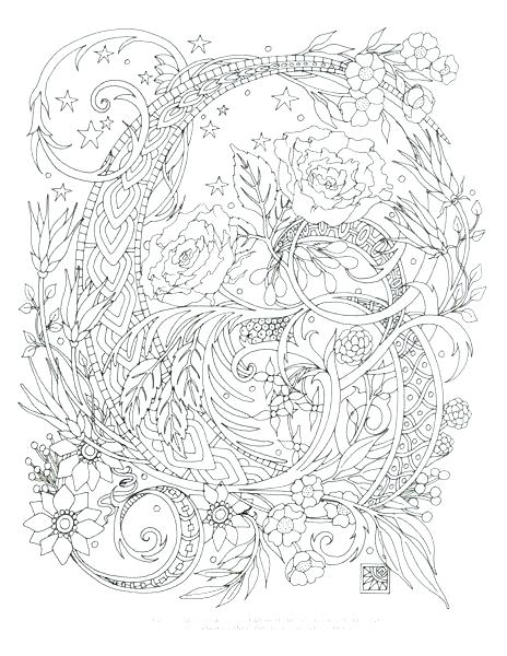 464x600 Challenging Coloring Pages Challenging Coloring Pages Challenging