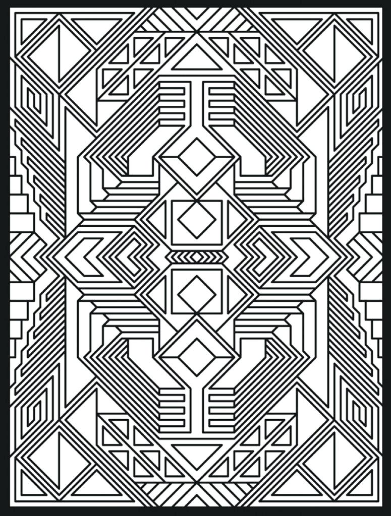 775x1024 Coloring Page Challenging Coloring Pages For Adults Printable