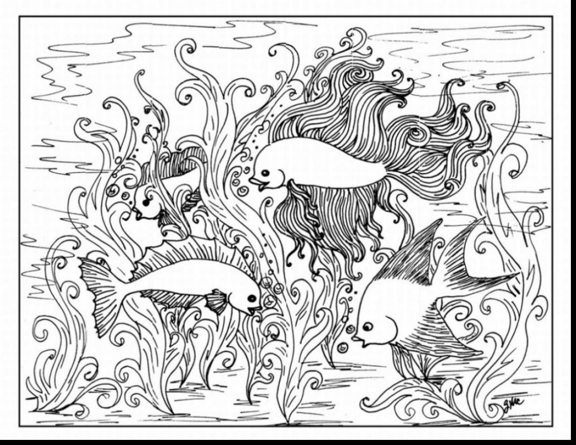 1126x871 Astounding Advanced Adult Coloring Pages With Challenging Coloring