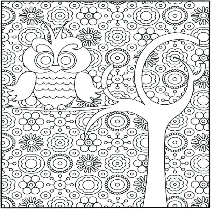 728x721 Hard Printable Coloring Pages For Vanda
