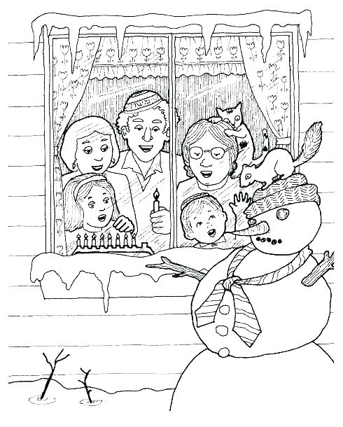 490x610 Chanukah Coloring Pages Coloring Pages Holiday Coloring Pages