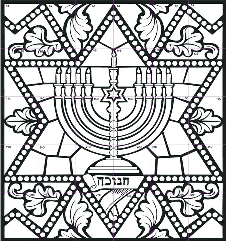 736x785 Chanukah Coloring Pages Coloring Pages Coloring Pages Printable