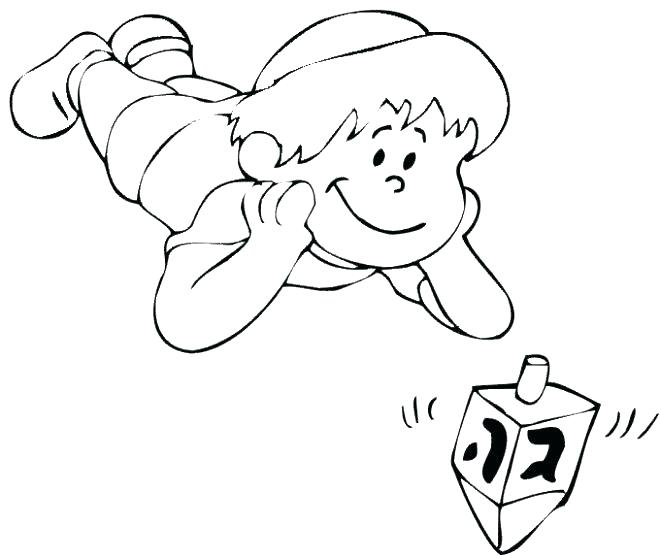 660x555 Chanukah Coloring Pages Coloring Pages For Adults Chanukah Story