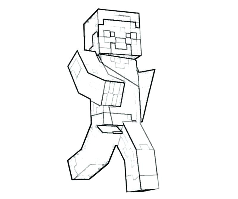 800x667 Minecraft Coloring Pages Free Coloring Pages Free Printable