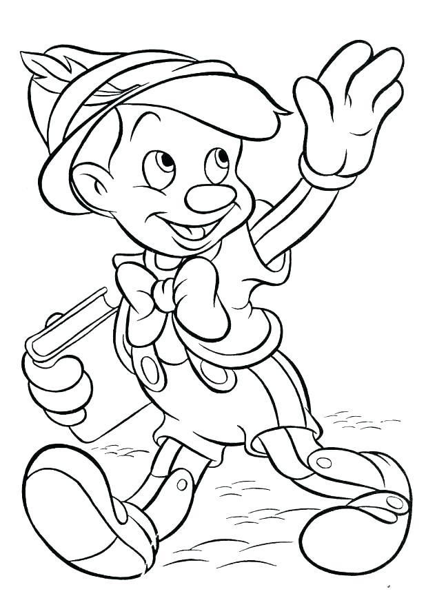 618x868 Printable Coloring Pages Dumbo Shy Characters Printable Printable