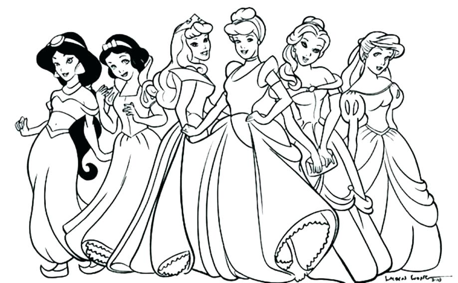 918x568 Disney Movie Character Coloring Pages